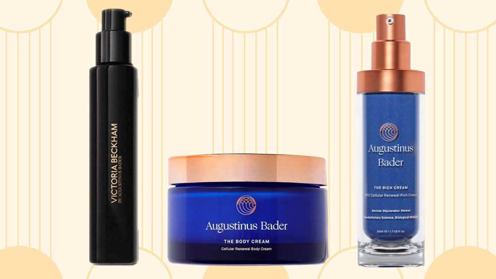 Glamour : les produits Augustinus Bader sont à la hauteur de l'investissement