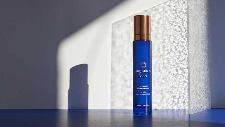 Byrdie: An Honest Review of Augustinus Bader's New $65 Cream Cleansing Gel
