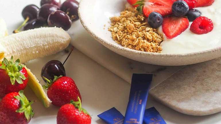 The SKIN : recette de granola sain
