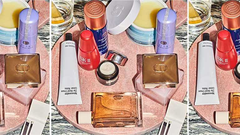 Glamour: The Best Skin-Care Products of 2021