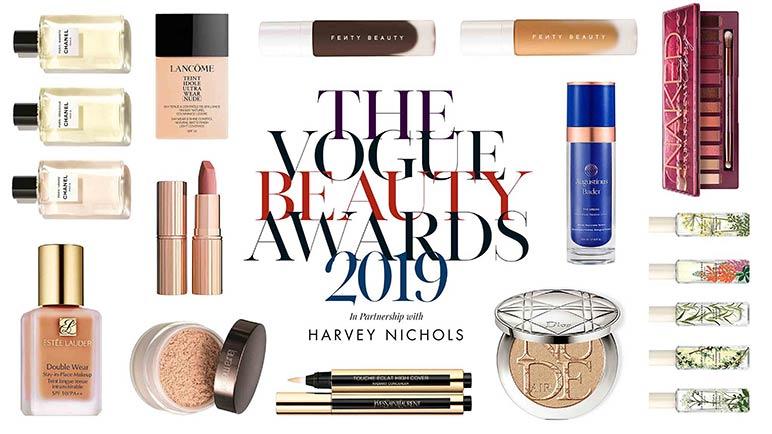 Les vainqueurs des Vogue Beauty Awards 2019