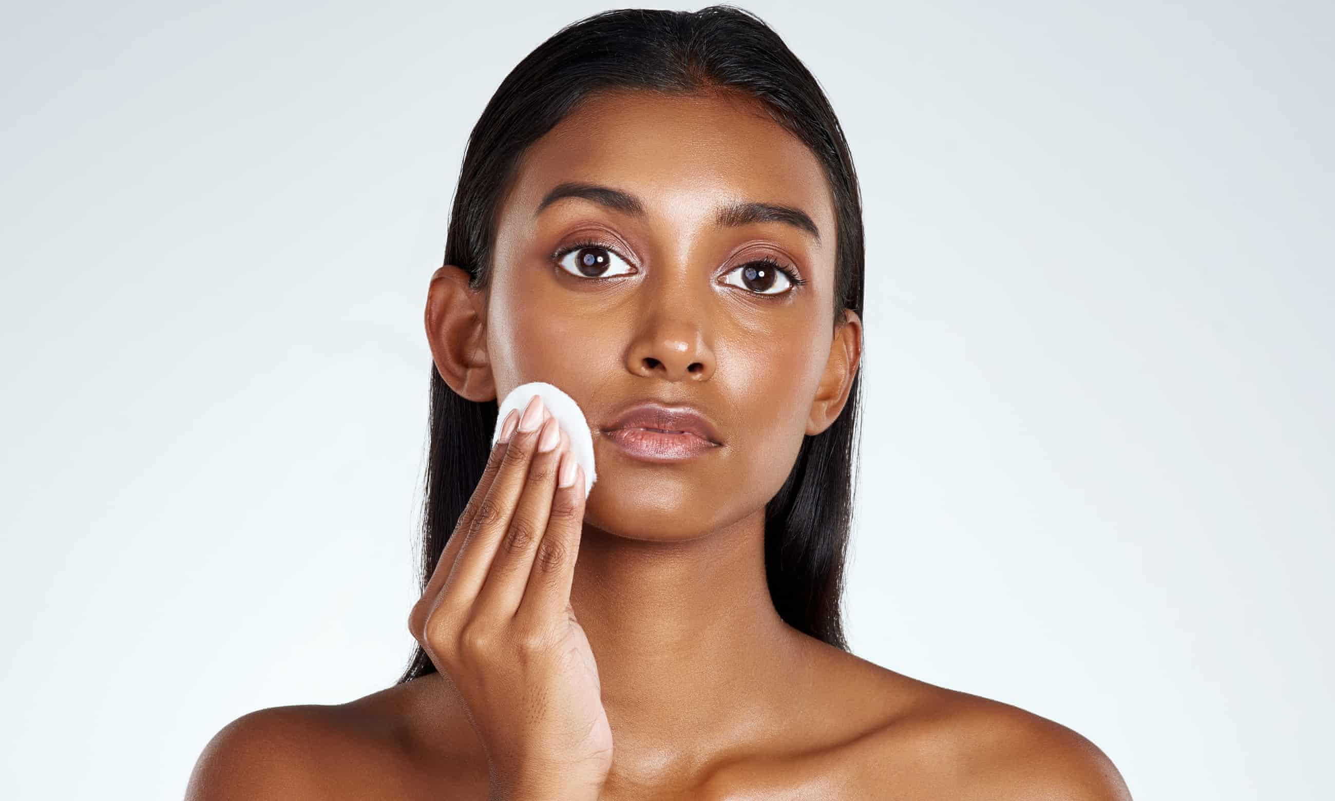 The Guardian: Bare-faced chic - Funmi Fetto's good skin guide
