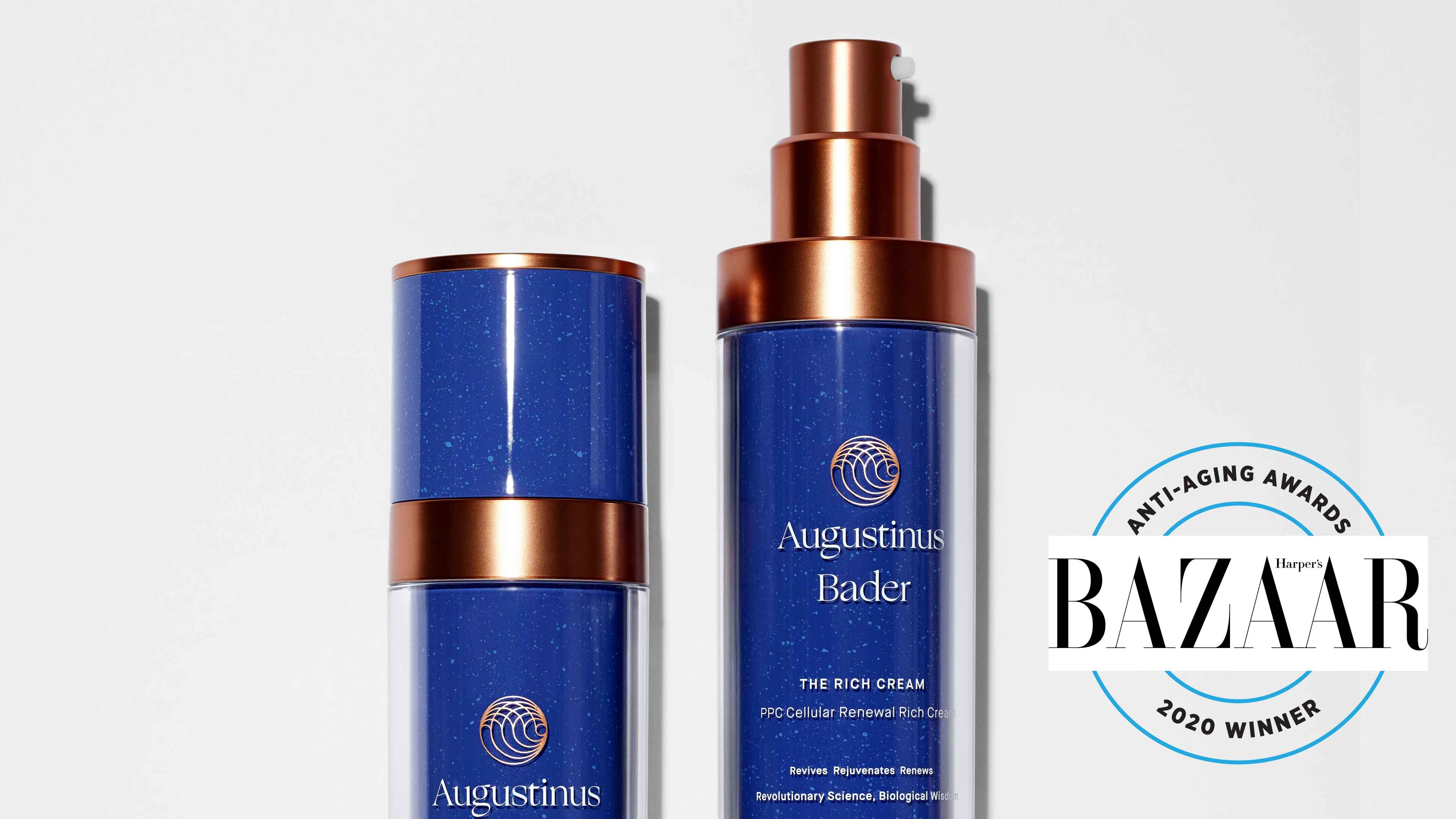 Harper's Bazaar: The Anti-Aging Beauty Awards 2020