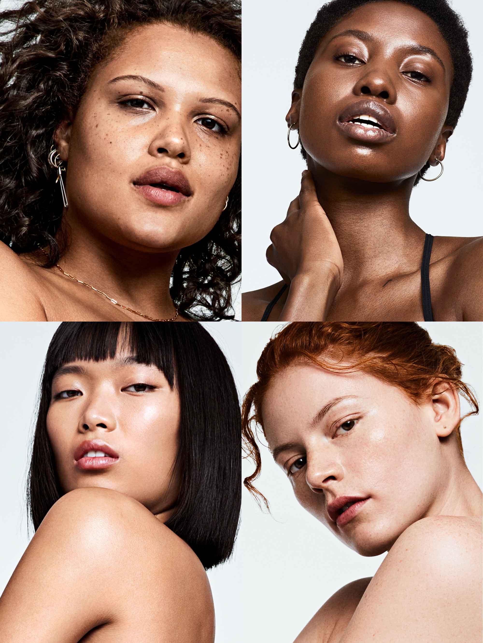 7,5 Milliarden Hauttypen. Eine Creme